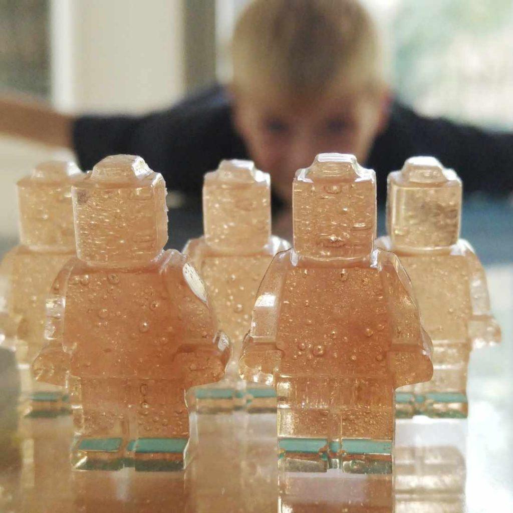Lego-Weingummi