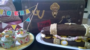 Piraten-Geburtstag