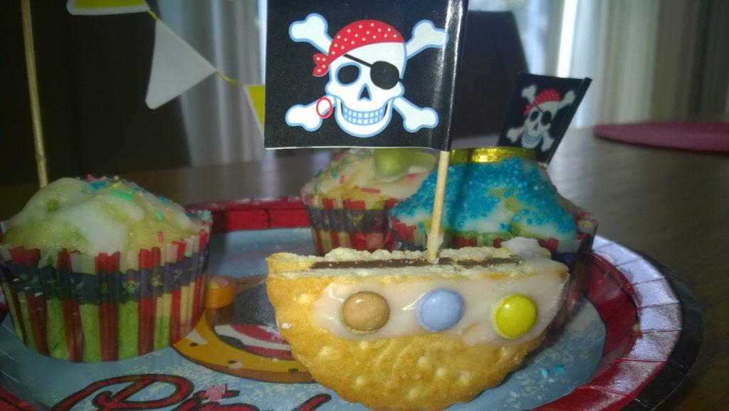 Piraten-Schiffchen