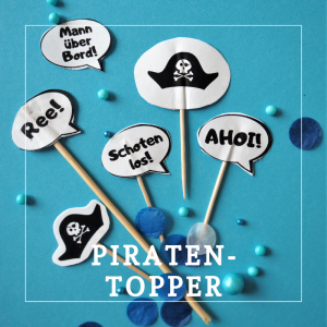 Piraten-Topper