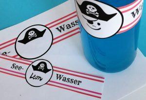 Seewasser für Piraten