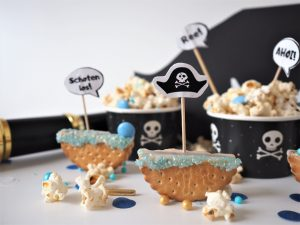 Topper Piraten-Geburtstag