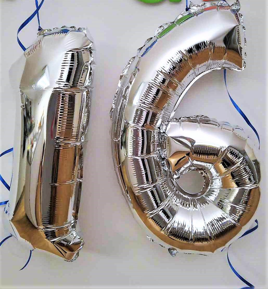 Teenager-Geburtstag
