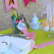 Einhorn-Geburtstag