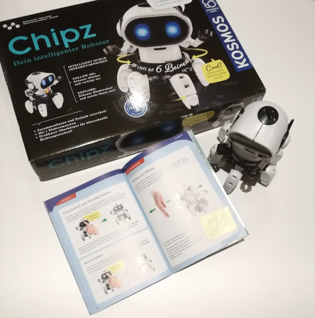 Kosmos Roboter Chipz