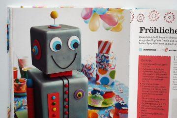 Roboterkuchen Rezept 1