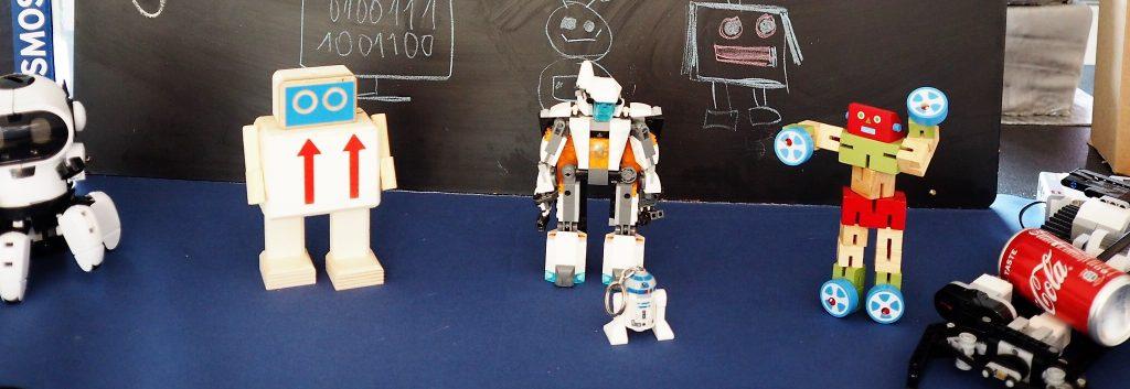 Roboter Geburtstag Robotersammlung