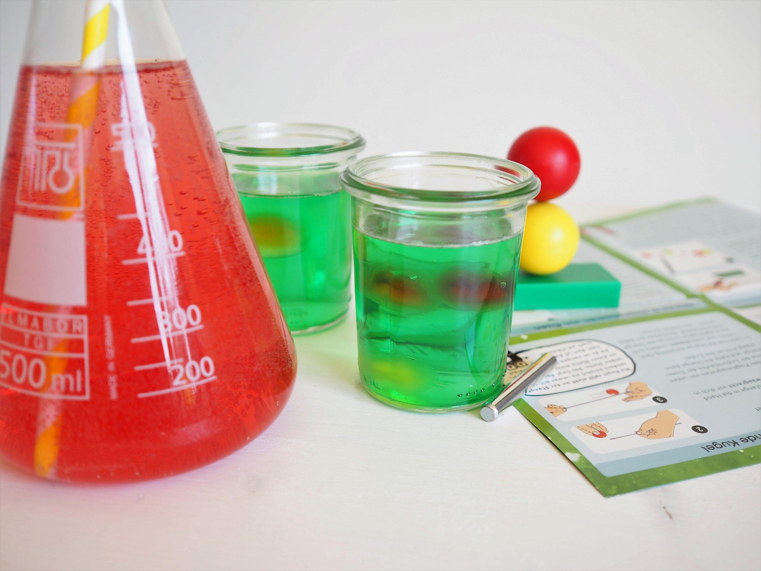 Forscher Getränk