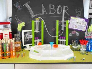 Forschergeburtstag Labor