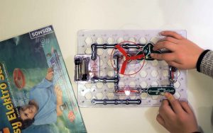 Forschergeburtstag Easy Electro Start