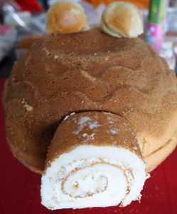 Peppa Wutz Pinata Kuchen