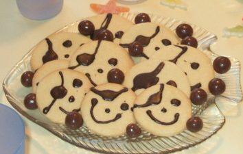 Piraten-Kekse
