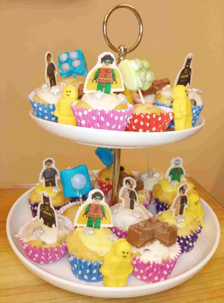 Lego-Muffins