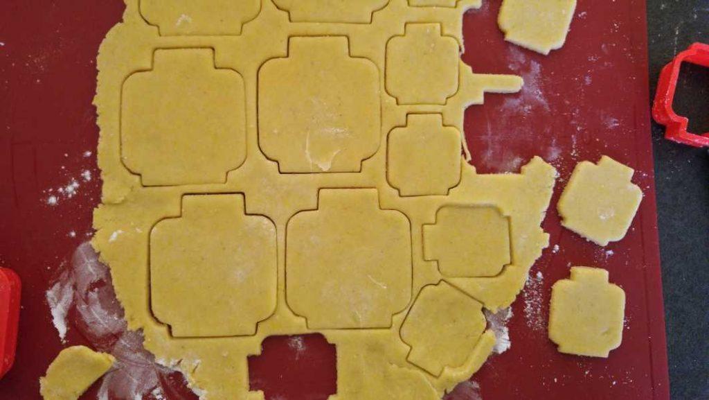 Lego Kekse Ausstecher