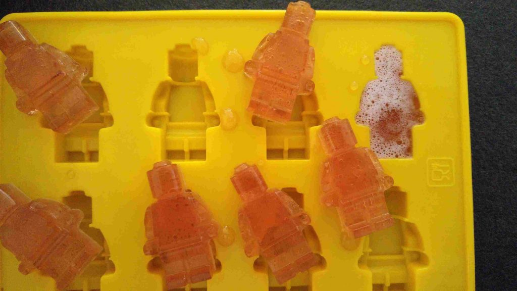 Lego Gummibärchen
