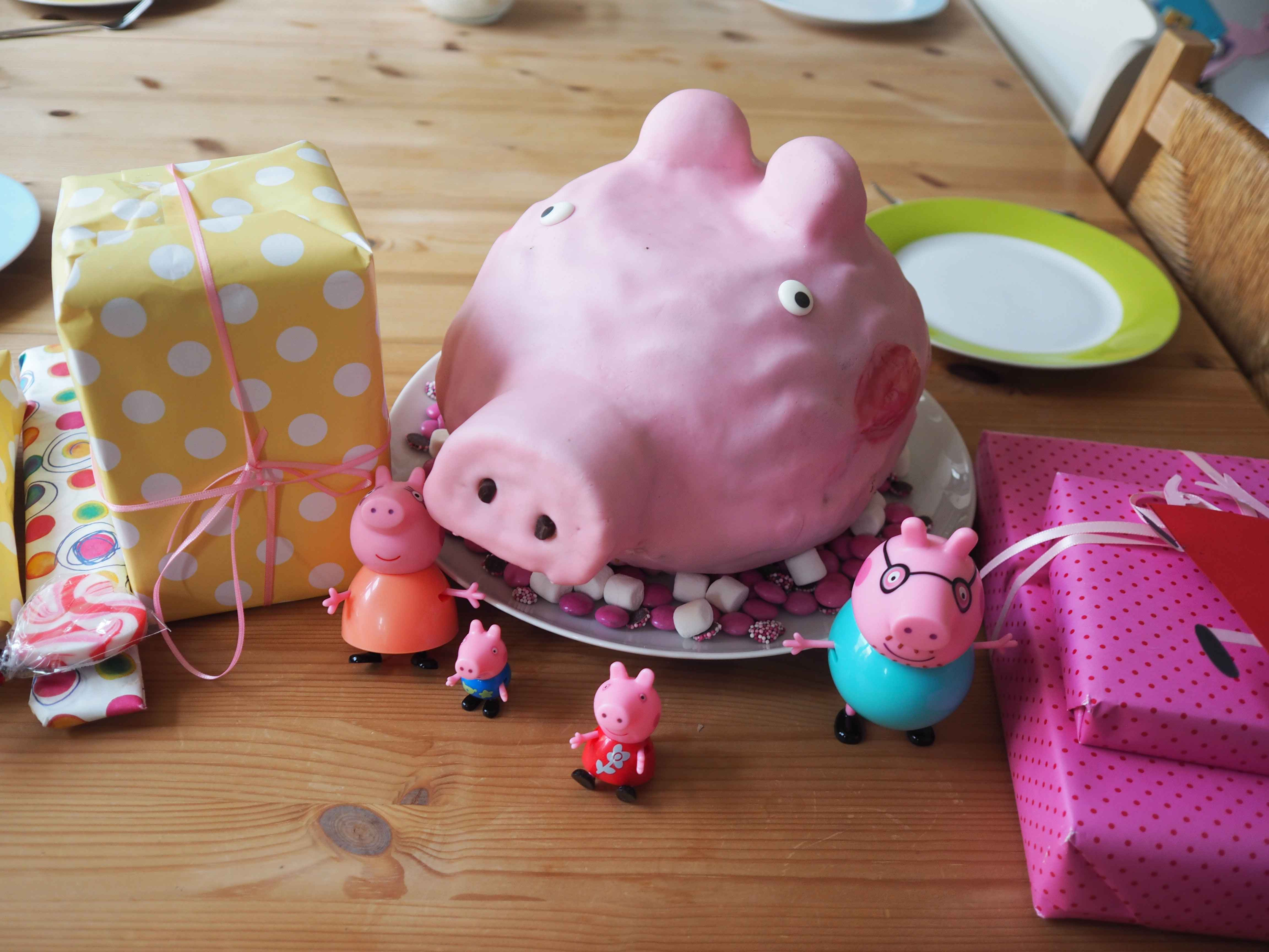 Peppa-Wutz-Geburtstag