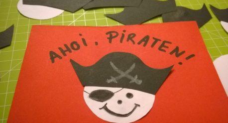 Einladung Piratengeburtstag