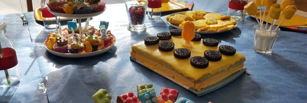 Lego-Geburtstag