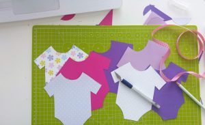 Baby Girlande Fur Baby Party Ideenparty