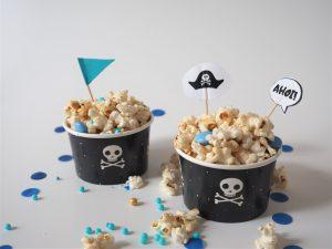 Piraten-Popcorn