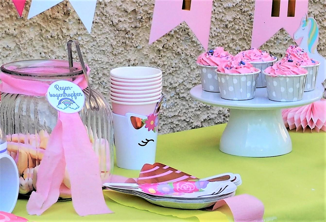Candy Bar Einhorn