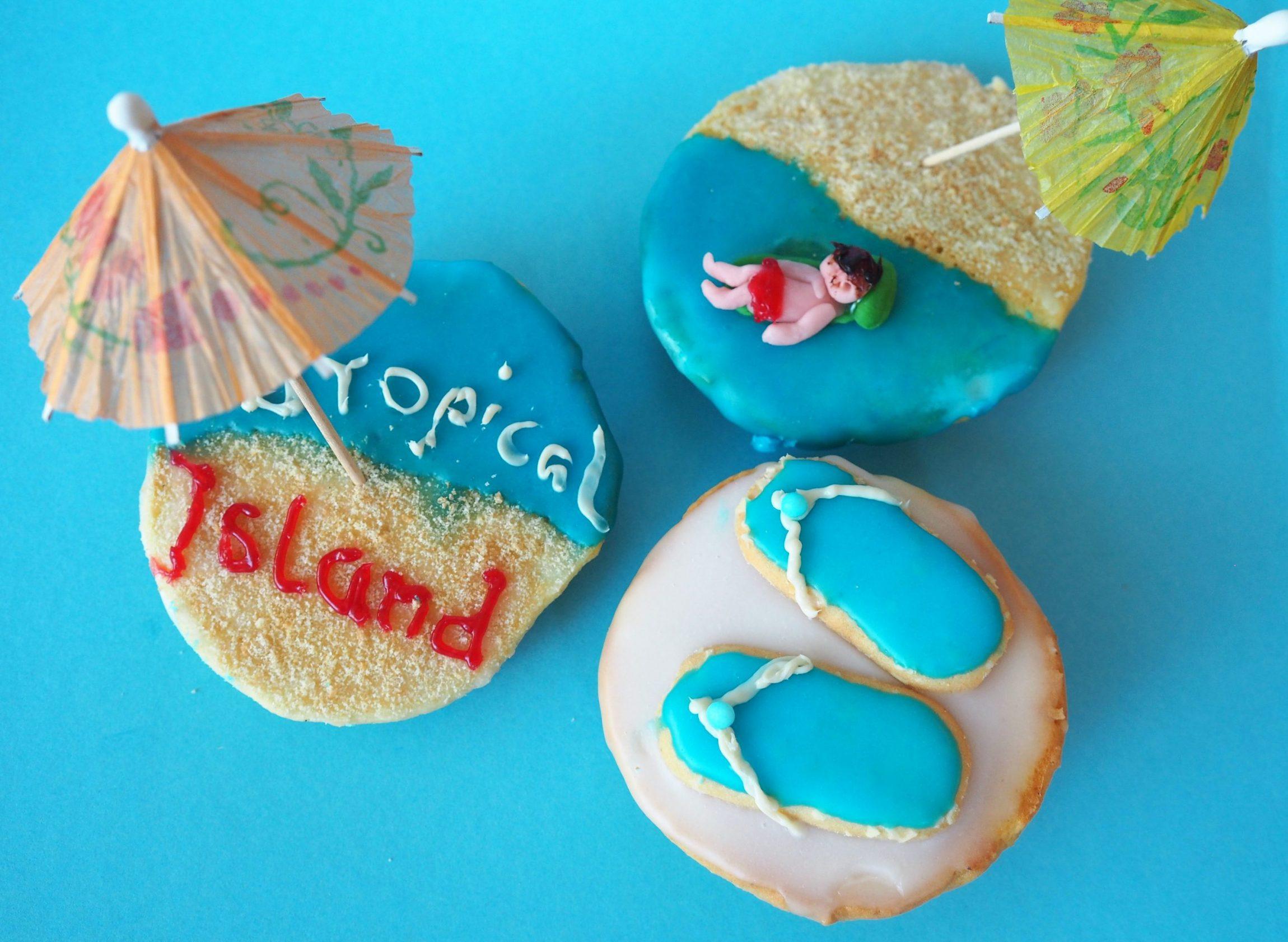 Tropical Island Amerikaner