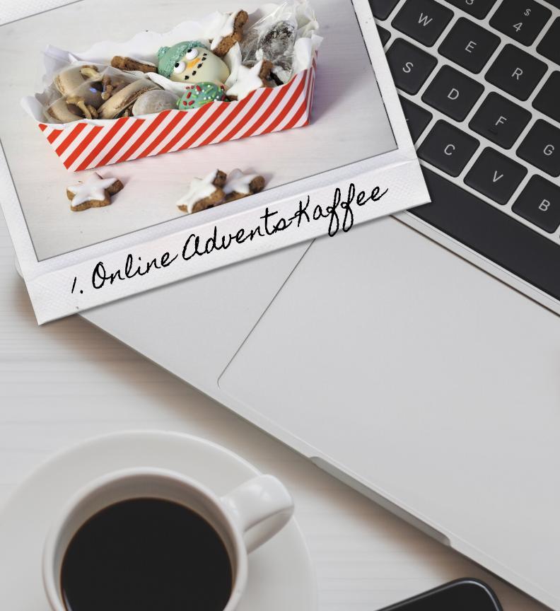 online Advents-Kaffee