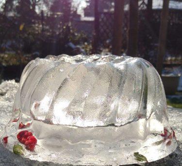 Eiskuchen