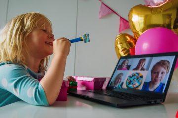 Online Zoom Geburtstag