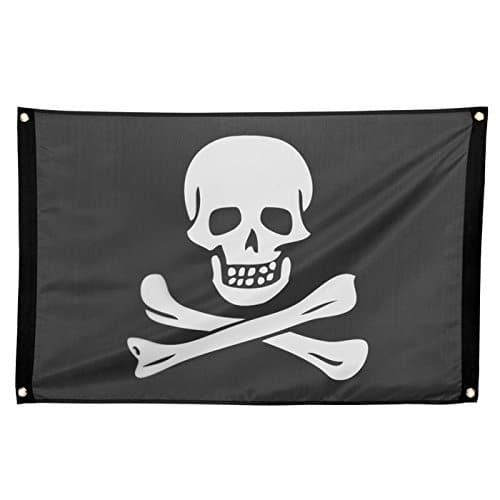 Piraten Fahne Flagge Piratemgeburtstag