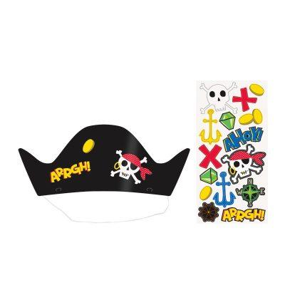 Piratenhut Piratenparty