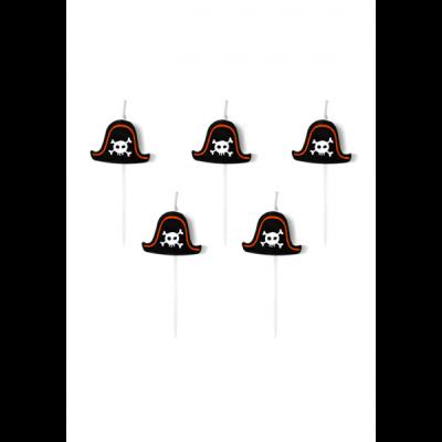 Tortenkerzen Pirat