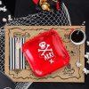 pirat pappteller totenkopf 600x600