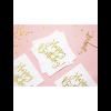 18.Geburtstag Serviette weißgold1png